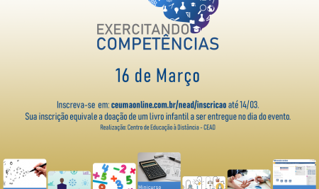 Projeto Exercitando Competências 16/03/2019