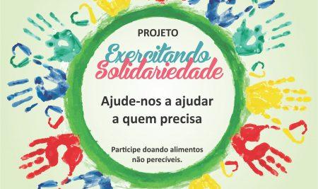 Projeto Exercitando Solidariedade 2018